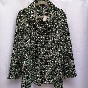 NWT Liz Claiborne jacket